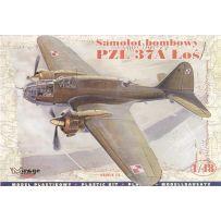 MIRAGE HOBBY 48131 PZL 37A LOS BOMBER 1/48