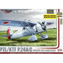 MIRAGE HOBBY 48105 PZL / KTF P.24 C. TURKISH AF 1/48