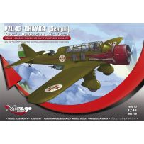 MIRAGE HOBBY 481316 PZL.43 'CHAYKA' (SEAGULL) TSAR'S BULGARIAN AIR FORCE 1/48