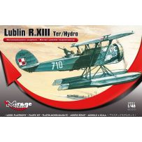 MIRAGE HOBBY 485003 LUBLIN R.XIII TER/HYDRO RECONNAISSANCE SEAPLANE 1/48