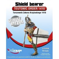 MIRAGE HOBBY 135004 SHIELD ORDER 'TEUTONIC ORDER 1410' 54 mm (1/35)