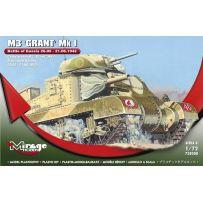 MIRAGE HOBBY 728008 M3 GRANT MK I 'BATTLE OF GAZALA' 26.05 – 21.06.1942 1/72