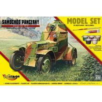 MIRAGE HOBBY 835096 [MODEL SET] ARMOURED CAR MODEL 1934/II 1/35