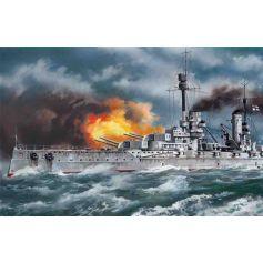 Kronprinz WWI German Battleship 1/350