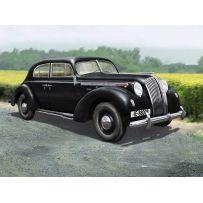 ICM 24023 ADMIRAL SALOON, WWII GERMAN PASSENGER CAR 1:24