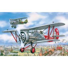 I-5 Soviet Biplane Fighter 1/72
