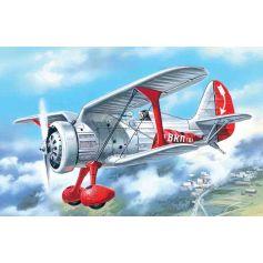 I-15 Soviet Biplane Fighter 1/72