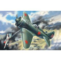 I-16 type 18 WWII Soviet Fighter 1/72