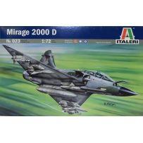 ITALERI 023 MIRAGE 2000 D 1/72
