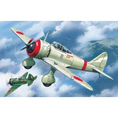 ICM 72202 KI-27B, JAPAN ARMY FIGHTER 1:72