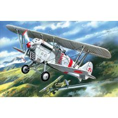 ICM 72311 KI-10-II, JAPAN ARMY BIPLANE FIGHTER 1:72