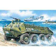 ICM 72901 BTR-60P, ARMOURED PERSONNEL CARRIER 1:72