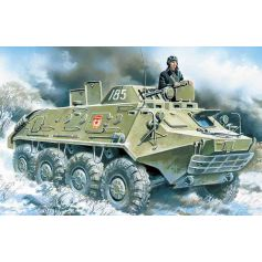 ICM 72911 BTR-60PB, ARMOURED PERSONNEL CARRIER 1:72