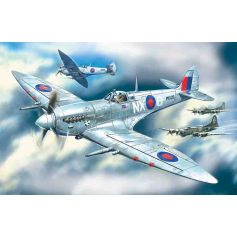 ICM 48062 SPITFIRE MK.VII, WWII BRITISH FIGHTER 1:48