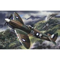 ICM 48067 SPITFIRE MK.VIII, WWII BRITISH FIGHTER 1:48