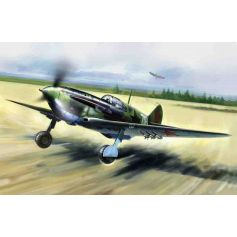 ICM 48093 LAGG-3 SERIES 7-11, WWII SOVIET FIGHTER 1:48