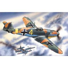 ICM 48103 MESSERSCHMITT BF 109F-4, WWII GERMAN FIGHTER 1:48
