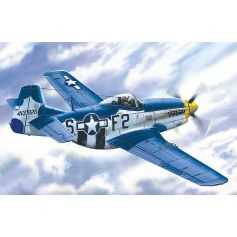 ICM 48151 MUSTANG P-51D-15, WWII AMERICAN FIGHTER 1:48