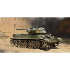 ICM 35365 Т-34/76 (EARLY 1943 PRODUCTION), WWII SOVIET MEDIUM TANK 1:35