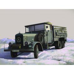 ICM 35405 TYP LG3000, WWII GERMAN ARMY TRUCK 1:35