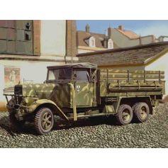 ICM 35466 HENSCHEL 33 D1, WWII GERMAN ARMY TRUCK 1:35