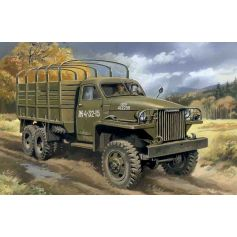 ICM 35511 STUDEBAKER US6, WWII ARMY TRUCK 1:35