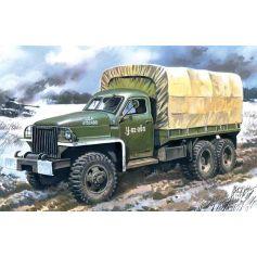 Studebaker Us6 U4 Army Truck 1/35
