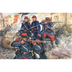 French Line Infantry 1870-1871 1/35