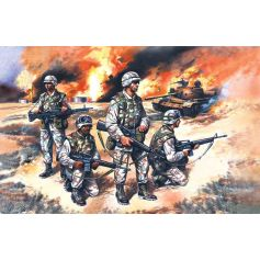 Us Elite Forces In Iraq 1/35