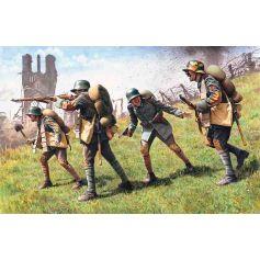 German Assault Troops - 1/35