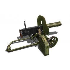 ICM 35675 SOVIET MAXIM MACHINE GUN (1910/30) 1:35