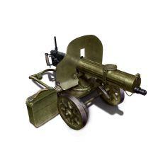 Soviet Maxim Machine Gun 1/35