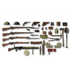 British Infantry 1/35