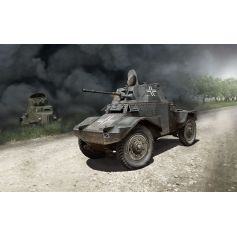 ICM 35374 PANZERSPÄHWAGEN P 204 (F), WWII GERMAN ARMOURED VEHICLE 1:35