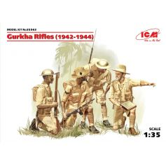 Gurkha Rifles 1/35