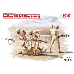 Indian Sikh Rifles 1942 1/35