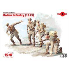 Italian Infantry 1915 1/35