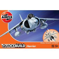 AIRFIX J6009 QUICK BUILD HARRIER