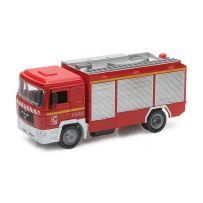 New Ray 15083FSS - Camion de Pompier (MAN) premiers secours 1/43