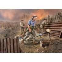 REVELL 02618 INFANTERIE ANZAC (1915) 1:35