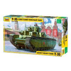Char Lourd T-35 1/35