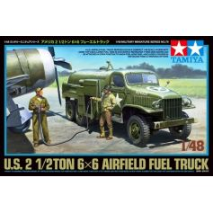 Camion Citerne Aviation Us 1/48