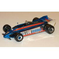 EBBRO 010 LOTUS 88B 1981 COURAGE 1/20