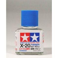 Diluant X-20 Enamel (46 ml)