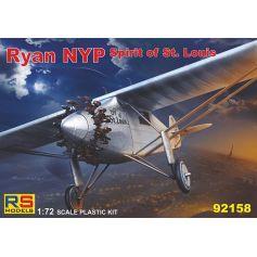Ryan Nyp Spirit Of St. Louis 1/72