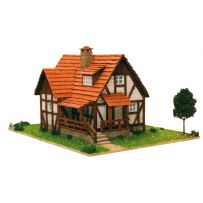 BLOCK CUIT 43503 MINI ALPHINE HOUSE