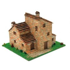 BLOCK CUIT 43514 HOUSE HO SCALE