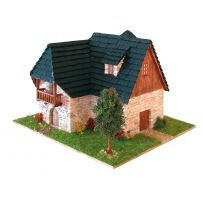 BLOCK CUIT 43507 PYRENEAN TYPICAL HOUSE2