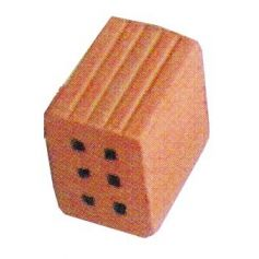 25 X 2/3 Of Brick 6 Holes