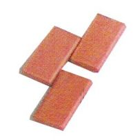 BLOCK CUIT 43921 100 GRAMME TILES 7 X 10 MM